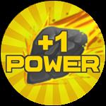 Roblox Gods Of Glory - Shop Item +1 Power Slot!