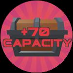 Roblox Gods Of Glory - Shop Item +70 Capacity!