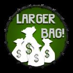 Roblox Jailbreak - Shop Item Bigger Duffel Bag