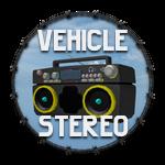 Roblox Jailbreak - Shop Item Car Stereo
