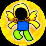 Roblox Kat - Badge Meet an admin