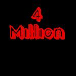 Roblox Mega Fun Obby - Badge 4 Million Visits!