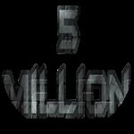 Roblox Mega Fun Obby - Badge 5 Million Visits