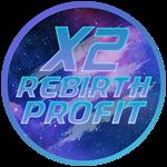 Roblox Mega Fun Obby - Shop Item [50% OFF] 2X Rebirth Profits