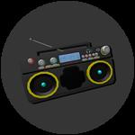 Roblox Mega Fun Obby - Shop Item [50% OFF] Radio!