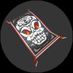 Roblox Mega Fun Obby - Shop Item [50% OFF] Sinister Flying Carpet