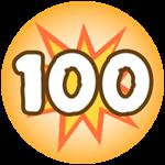 Roblox Monster Hunting Simulator - Badge Deal 100 Damage