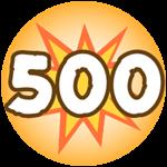 Roblox Monster Hunting Simulator - Badge Deal 500 Damage