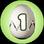 Roblox Monster Hunting Simulator - Badge Hatch 1 Egg