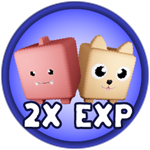 Roblox Monster Hunting Simulator - Shop Item Forever 2x Pet EXP