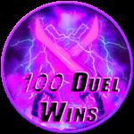 Roblox Ninja Legends - Badge 100 Duel Wins