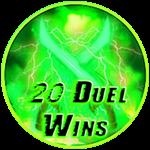 Roblox Ninja Legends - Badge 20 Duel Wins
