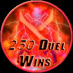 Roblox Ninja Legends - Badge 250 Duel Wins