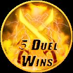 Roblox Ninja Legends - Badge 5 Duel Wins