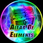 Roblox Ninja Legends - Badge Altar Of Elements