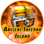 Roblox Ninja Legends - Badge Ancient Inferno Island