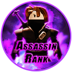 Roblox Ninja Legends - Badge Assassin Rank