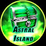 Roblox Ninja Legends - Badge Astral Island