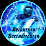 Roblox Ninja Legends - Badge Awakened Scythemaster