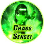 Roblox Ninja Legends - Badge Chaos Sensei