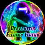 Roblox Ninja Legends - Badge Cybernetic Electro Legend