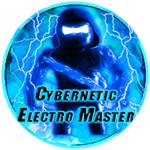 Roblox Ninja Legends - Badge Cybernetic Electro Master