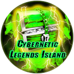 Roblox Ninja Legends - Badge Cybernetic Legends Island