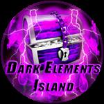 Roblox Ninja Legends - Badge Dark Elements Island