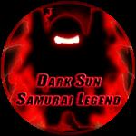 Roblox Ninja Legends - Badge Dark Sun Samurai Legend