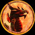 Roblox Ninja Legends - Badge Dragon Evolution Form I