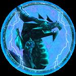 Roblox Ninja Legends - Badge Dragon Evolution Form II