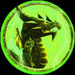 Roblox Ninja Legends - Badge Dragon Evolution Form III