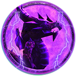 Roblox Ninja Legends - Badge Dragon Evolution Form IV