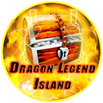 Roblox Ninja Legends - Badge Dragon Legend Island
