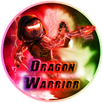 Roblox Ninja Legends - Badge Dragon Warrior