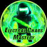 Roblox Ninja Legends - Badge Electral Chaos Mastery