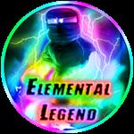 Roblox Ninja Legends - Badge Elemental Legend