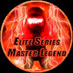 Roblox Ninja Legends - Badge Elite Series Master Legend