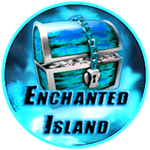 Roblox Ninja Legends - Badge Enchanted Island