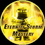 Roblox Ninja Legends - Badge Eternity Storm Mastery