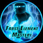 Roblox Ninja Legends - Badge Frost Element Mastery
