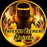 Roblox Ninja Legends - Badge Inferno Element Mastery