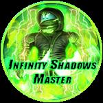 Roblox Ninja Legends - Badge Infinity Shadows Master