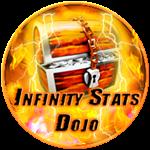 Roblox Ninja Legends - Badge Infinity Stats Dojo