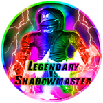 Roblox Ninja Legends - Badge Legendary Shadowmaster