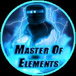 Roblox Ninja Legends - Badge Master Of Elements