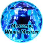 Roblox Ninja Legends - Badge Masterful Wrath Mastery