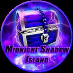 Roblox Ninja Legends - Badge Midnight Shadow Island
