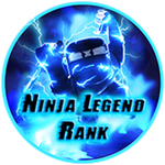Roblox Ninja Legends - Badge Ninja Legend Rank