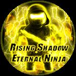 Roblox Ninja Legends - Badge Rising Shadow Eternal Ninja